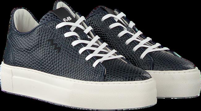 Blaue FLORIS VAN BOMMEL Sneaker low 85297  - large