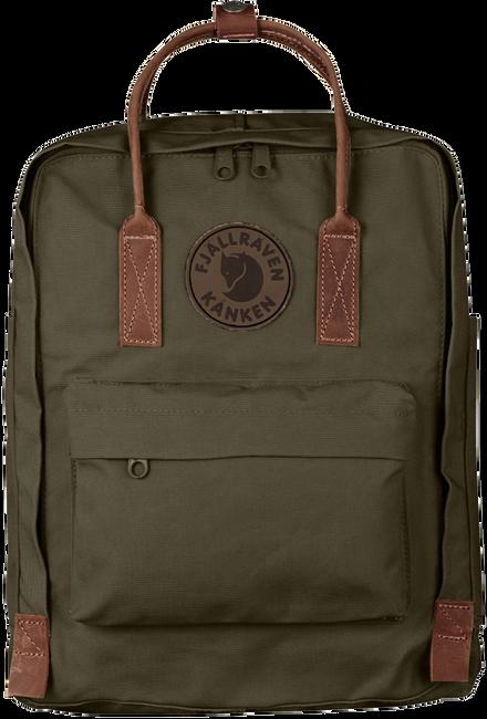 Grüne FJALLRAVEN Rucksack 23565 - large