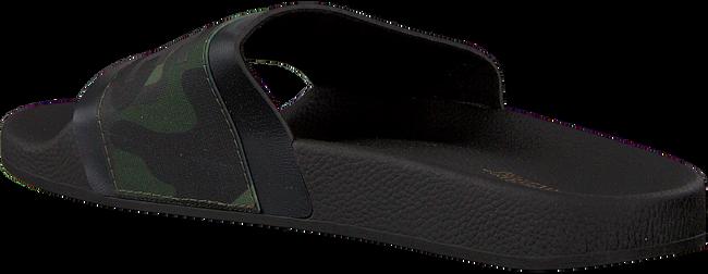Black THE WHITE BRAND shoe ELASTIC MINIMAL  - large