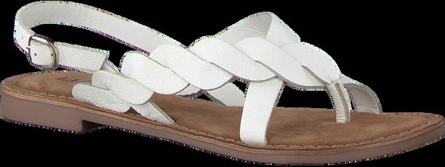 Weiße LAZAMANI Sandalen 75.630  - large