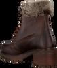Braune VERTON Hohe Stiefel MUNCHEN  - small