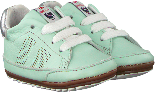 Grüne SHOESME Babyschuhe BP9S019 - large