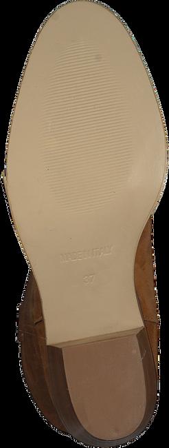 Cognacfarbene NOTRE-V Hohe Stiefel 8438  - large