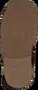 Cognacfarbene SHOESME Stiefeletten BL8W123 - small