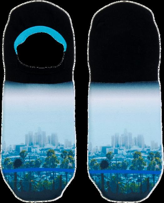 Blaue XPOOOS Socken LA CITYVIEW  - large