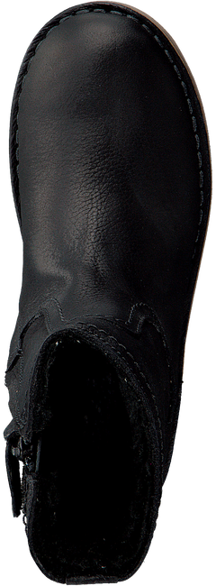 Schwarze GIGA Langschaftstiefel 8509 - large