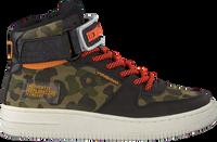 Grüne VINGINO Sneaker high ELIA MID  - medium