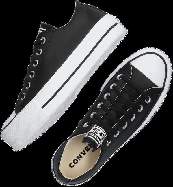 Schwarze CONVERSE Sneaker CHUCK TAYLOR ALLSTAR LIFT CLEA  - large