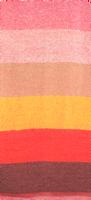 Rote NOTRE-V Schal CORTNEY  - medium
