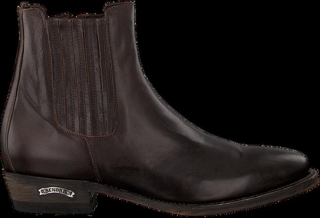 Braune SENDRA Chelsea Boots 12102 - large