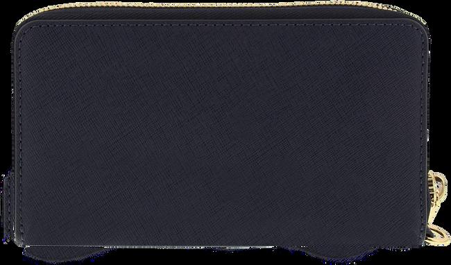 Blaue MICHAEL KORS Portemonnaie LG FLAT MF PHONE CASE - large