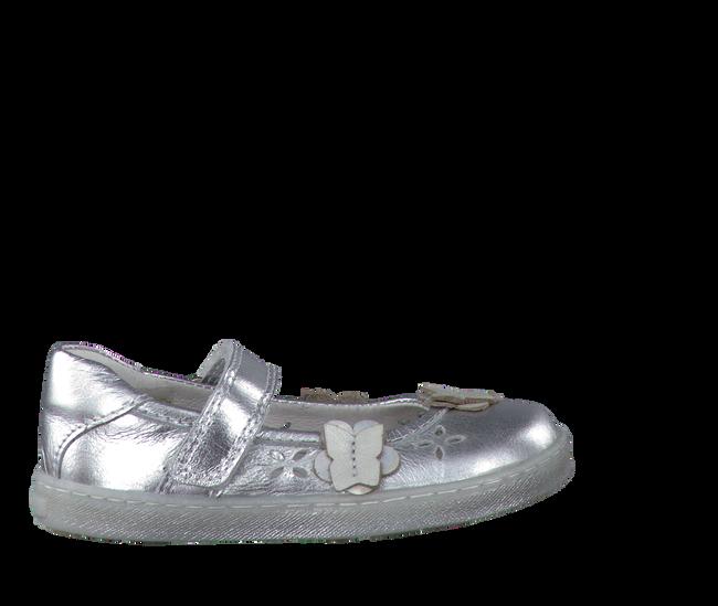 Silberne DON'T DISTURB Ballerinas 7415 - large