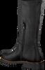 Schwarze OMODA Stiefeletten 8791  - small