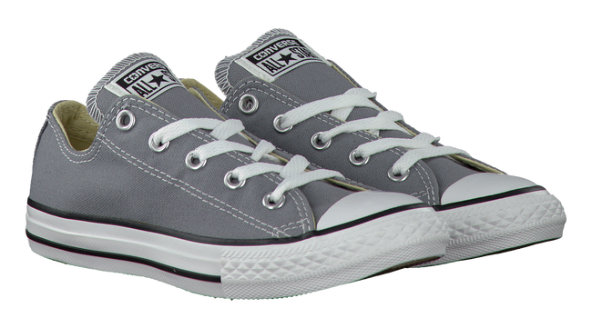 Graue CONVERSE Sneaker AS SEAS OX KIDS - large