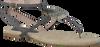 Graue MALUO Sandalen 5056 - small