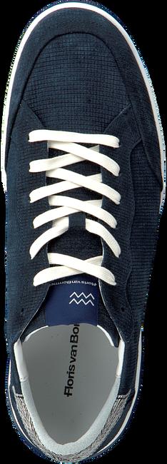 Blaue FLORIS VAN BOMMEL Sneaker low 13350  - large