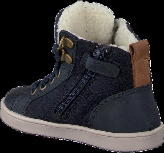 Blaue OMODA Sneaker OM119717  - large