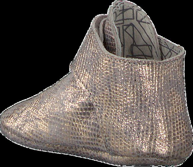 Silberne DEVELAB Babyschuhe 41017 - large