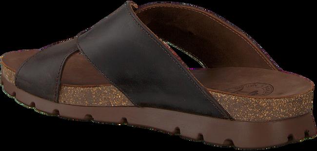 Braune PANAMA JACK Pantolette SALMAN C7 - large