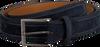 Blaue MAGNANNI Gürtel 1075 - small