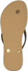 Weiße HAVAIANAS Zehentrenner SLIM TROPICAL - small