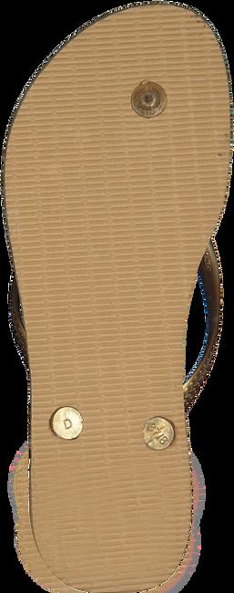 Weiße HAVAIANAS Zehentrenner SLIM TROPICAL - large