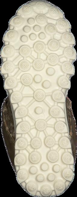 Goldfarbene ROCK SPRING Sneaker ORLANDERO - large