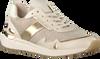 Goldfarbene MICHAEL KORS Sneaker low MONROE TRAINER  - small