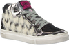 Graue P448 Sneaker LOVE - small