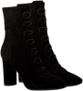 Schwarze LOLA CRUZ Stiefeletten 392T30BK-D-I19  - small
