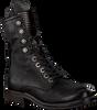 Schwarze A.S.98 Biker Boots 207245 101 6002 SOLE VERTI - small