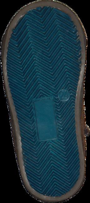 Cognacfarbene BRAQEEZ Sneaker 417531 - large