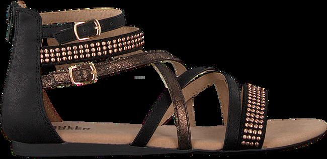Schwarze BULLBOXER Sandalen AED031 - large