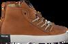 Cognacfarbene BLACKSTONE Sneaker QK76 - small