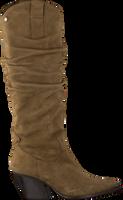 Taupe NOTRE-V Hohe Stiefel AI364  - medium