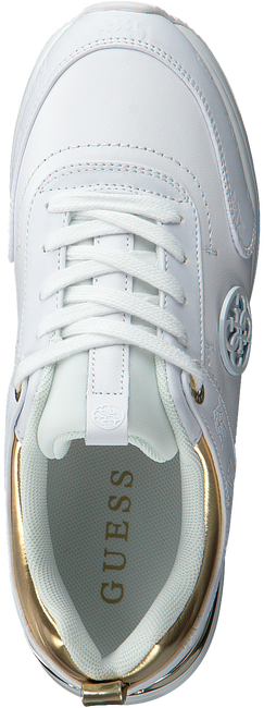 Weiße GUESS Sneaker low MARLYN  - large