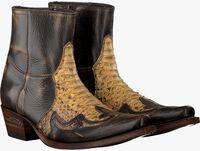 Braune SENDRA Cowboystiefel 9918  - medium