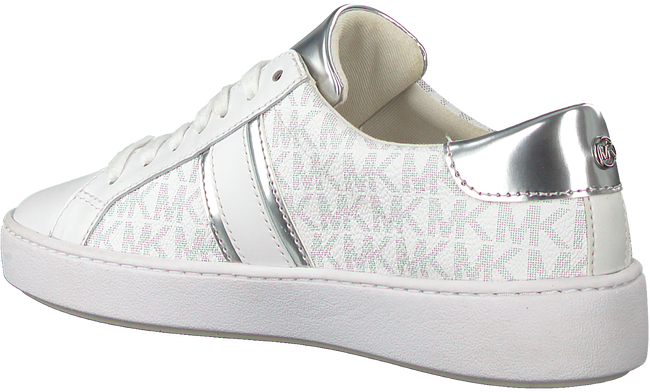 Weiße MICHAEL KORS Sneaker low IRVING STRIPE LACE UP  - large