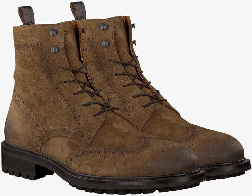 Taupe GROTESQUE Schnürboots TRIPLEX 4  - larger