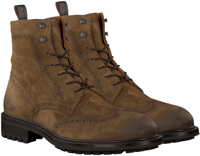 Taupe GROTESQUE Schnürboots TRIPLEX 4  - large