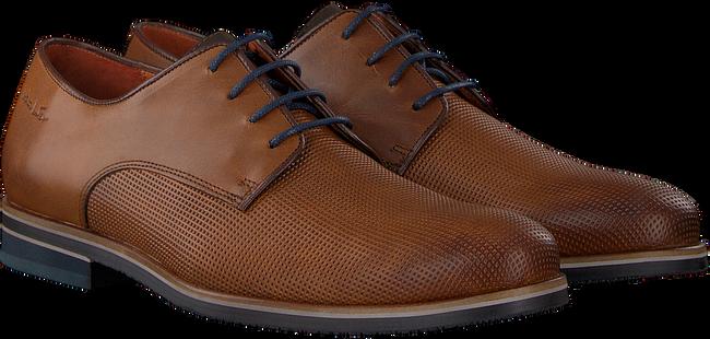 Cognacfarbene VAN LIER Business Schuhe 1855601 - large