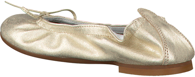 Goldfarbene CLIC! Ballerinas 7290 - large