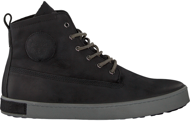 Graue BLACKSTONE Sneaker GM06 - large