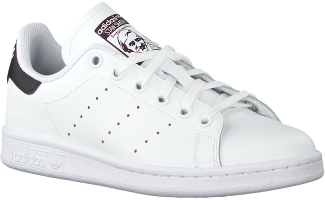 Weiße ADIDAS Sneaker low STAN SMITH J  - large