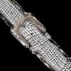 Weiße FLORIS VAN BOMMEL Gürtel 75154 - small