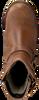 Braune CA'SHOTT Biker Boots 10253 - small
