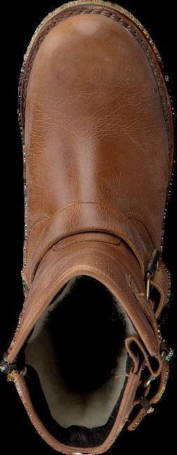 Braune CA'SHOTT Biker Boots 10253 - large