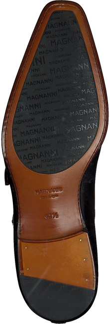 Braune MAGNANNI Business Schuhe 20545 - large