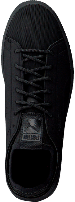 Schwarze PUMA Sneaker BASKET CLASSIC SOCK LO MEN - large