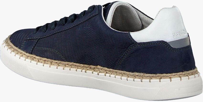 Blaue NEW ZEALAND AUCKLAND Sneaker TAUPO II LIZARD - larger